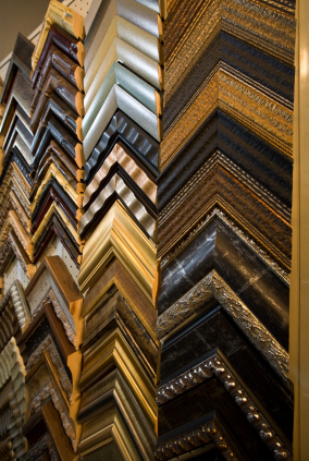 The Frame Factory of State College, Pa provides Custom Framing